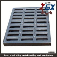 cast iron decorative travelling grate stoker