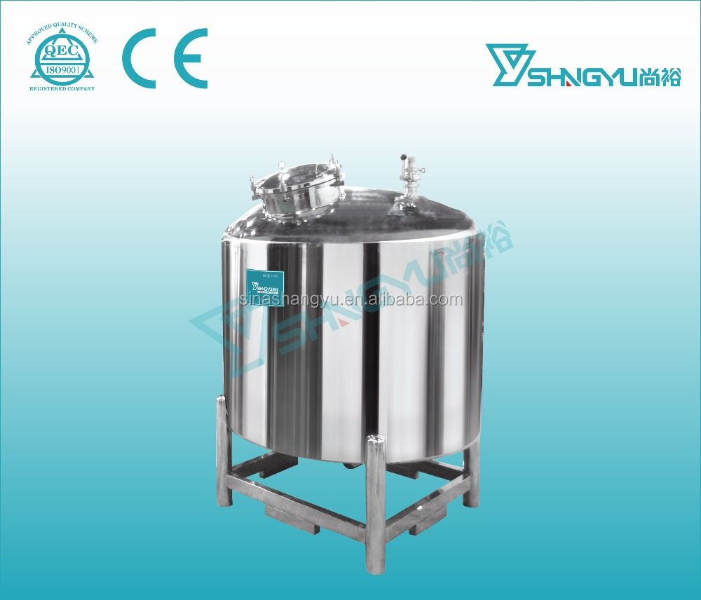 China Supplier Hot Sale Stainless Steel Vertical/Horizontal Pressure Vessels Price