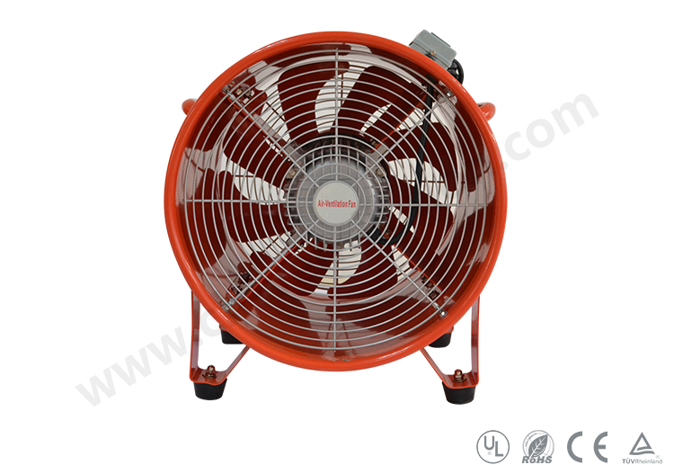 Hot sale portable type explosion proof axial flow Fan