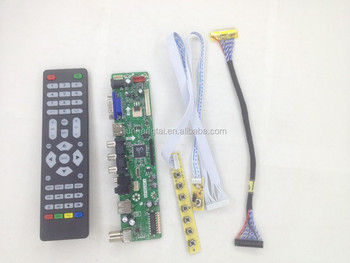Liquid crystal diode tv