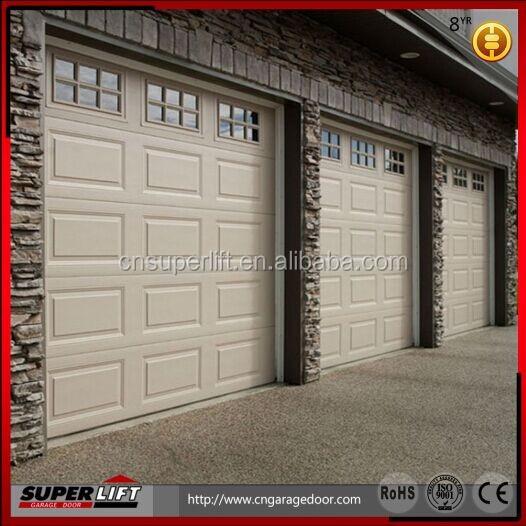 Puerta de garaje seccional autom tica panel sandwich - Puerta de garaje automatica ...