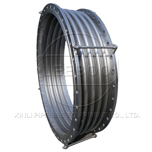 Pipe flexible expansion joint from China Gongyi Pipeline Equipment manufacturer
