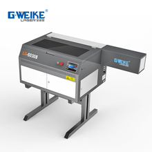 GWeike co2 mini laser cutter engraver machine high quality low price