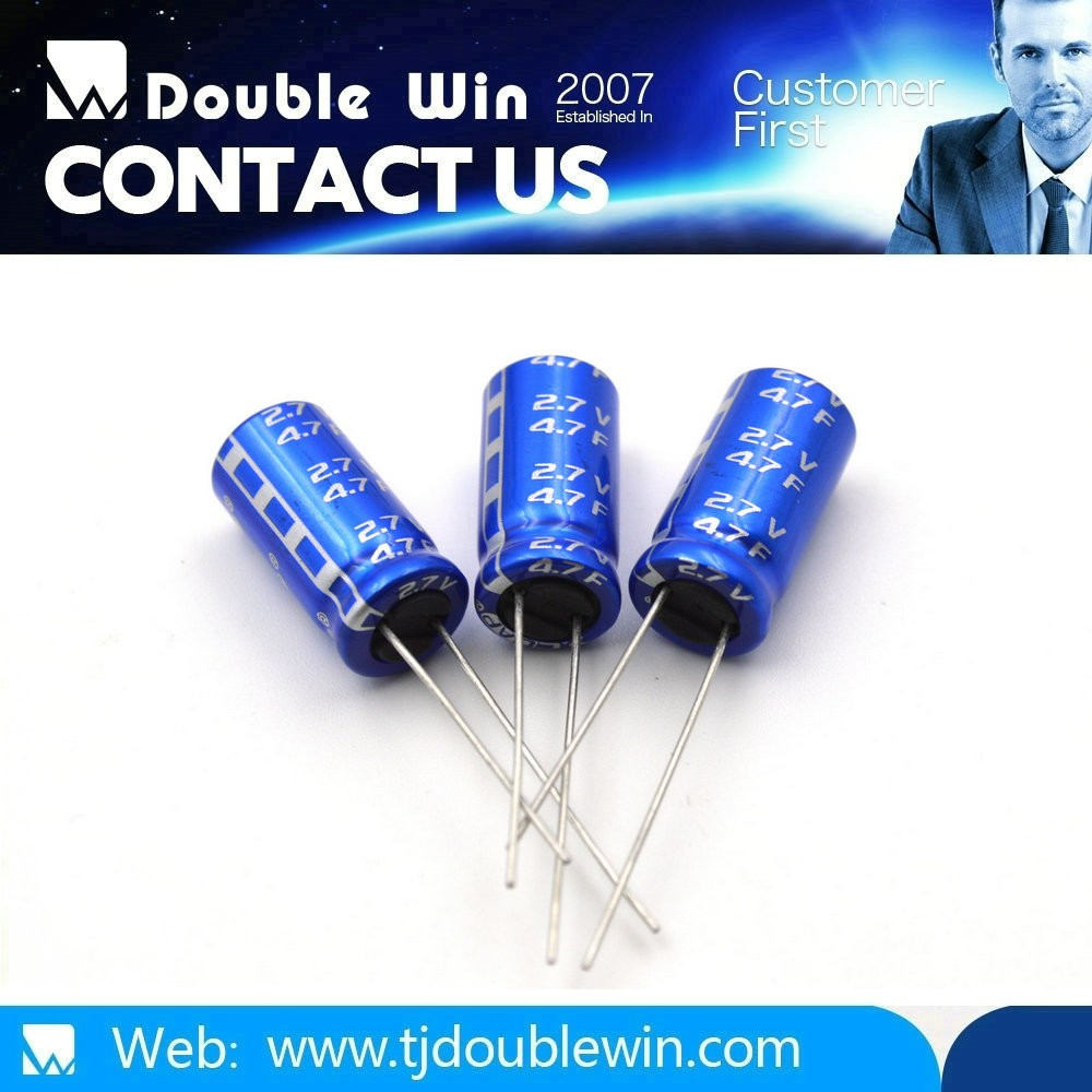 Top quality leading low esr electrolytic capacitor super capacitor