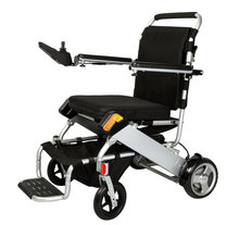 Wholesale of folding medical motor electric wheelchair