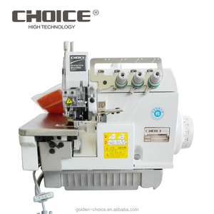 GOLDEN CHOICE GC795-3/DD Energy Saving Direct Drive 3 Thread Overlock Industrial Jack Sewing Machine Price