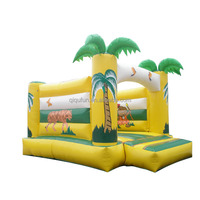 inflated moonwalk castle,gaint jumper bouncer house/inflatable air bouncy/combo castle games for kids play B168