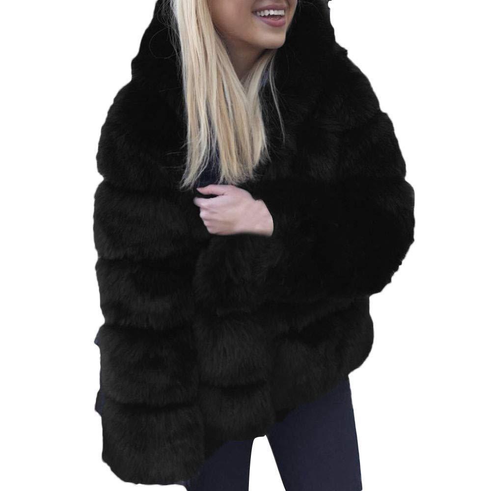 Seaintheson Long Sleeve Cardigans Solid Open Front Slim Jackets Outwear Size Women Business Office Work Coat