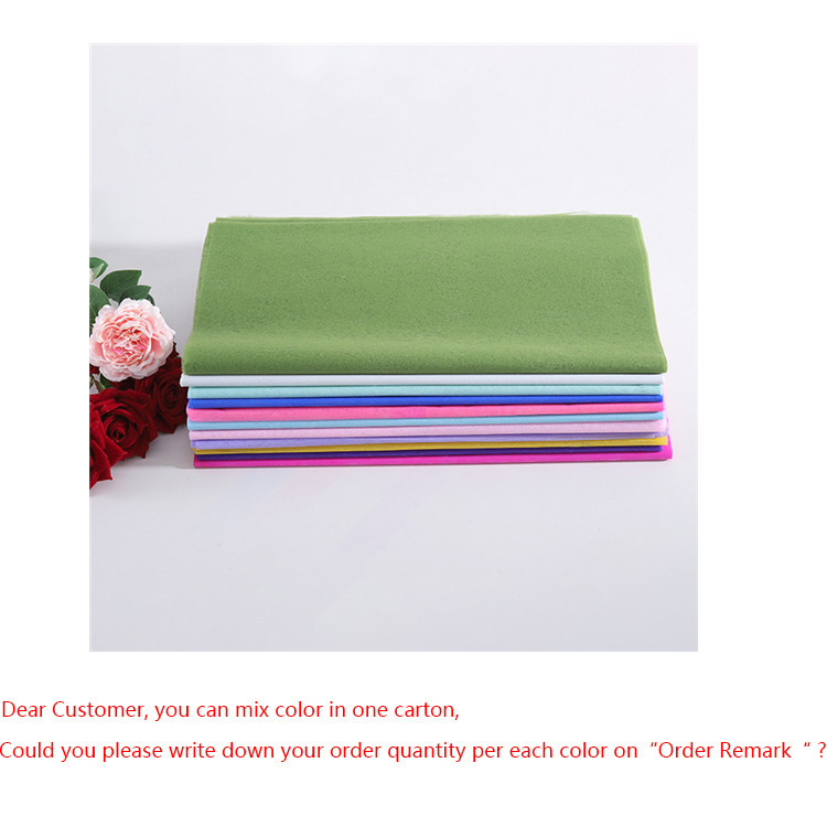 Colorful Arts Crafts Gift Wrap Wrapping Tissue Paper
