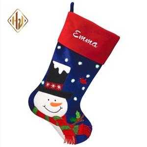 Children Personalised Xmas Stockings