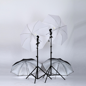 Photography Photo Portrait Studio 45w*2 Light Umbrella Continuous Lighting Kit