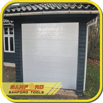 Single Panel Garage Doors With Door Opener Casar600casar800 Buy