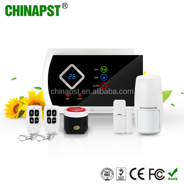 Household high quality Intelligent Auto-dial Alarm System PST-G10A
