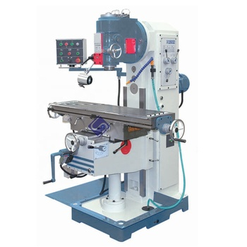 XQ5032A Chinese manual metal vertical milling machine