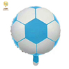 Amazon Hot Selling World Cup Party 18inch Round Mylar Helium Soccer Foil Balloon For Event Party Supplies