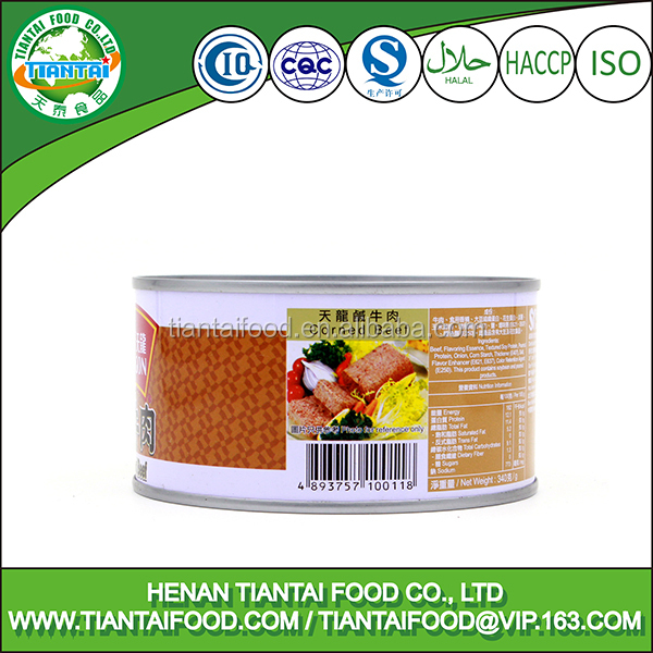 Manufacturing Corned Beef Production Importers China