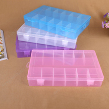 13 Scomparti Staccabile In Plastica Trasparente Divided Storage Box <span class=keywords><strong>per</strong></span> Viti