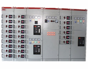 MNS low pressure drawer switchgear control panel board Qingdao Sico manufacture
