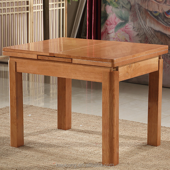 Dining Room Furniture Extendable Table