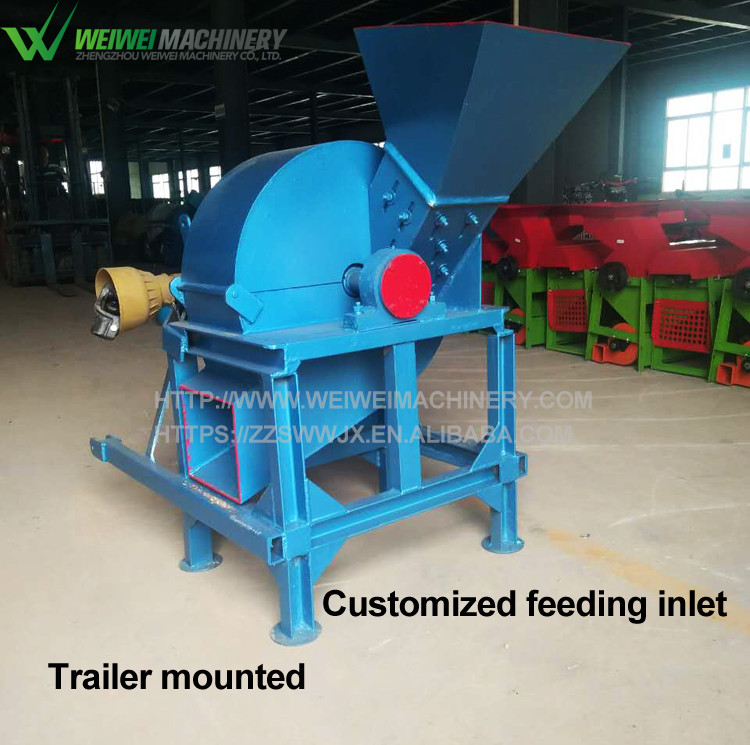 Weiwei machinery large capacity wood shavings briquetting press machine without pollution industry shaving for sale hydraulic