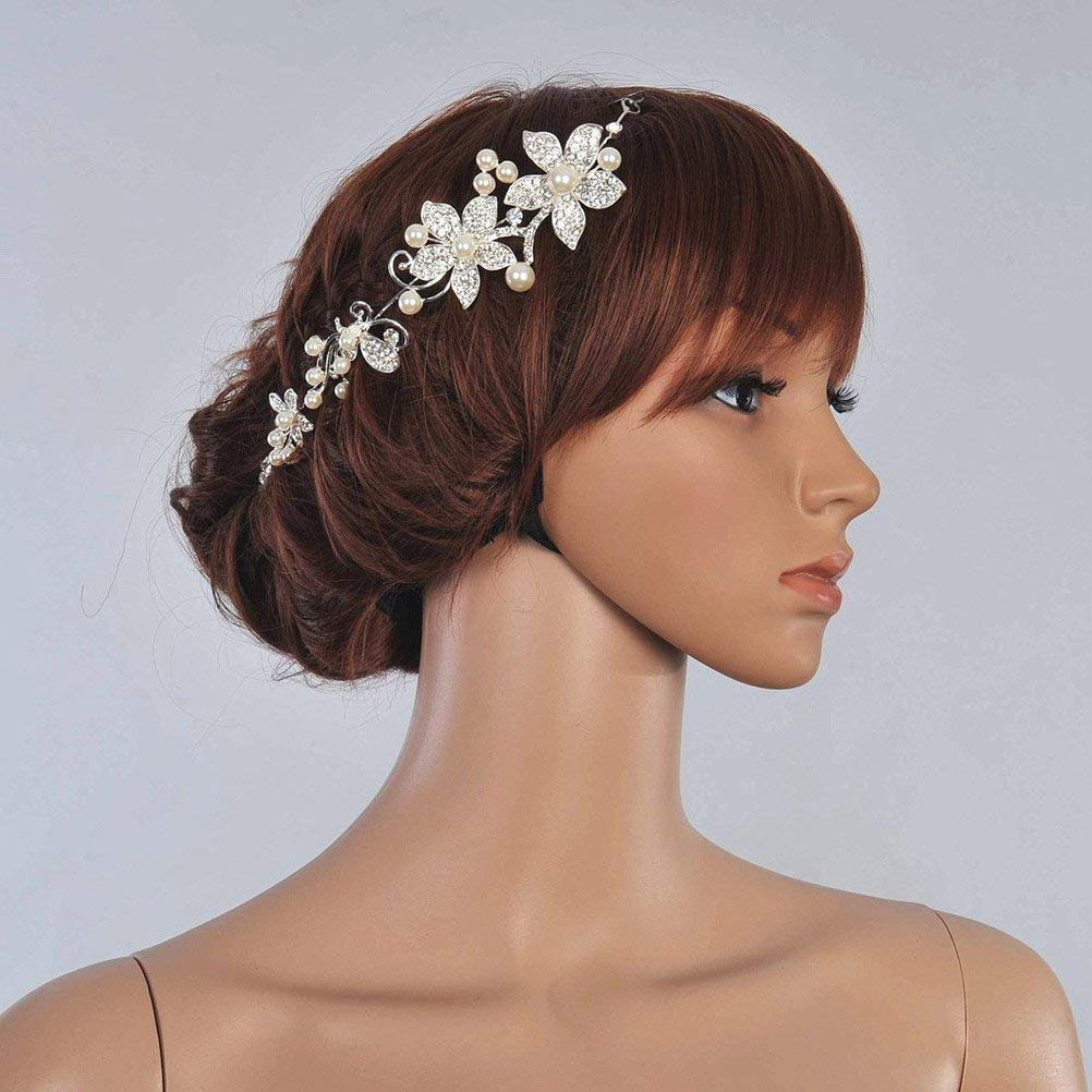 Cheap Crystal Flower Tiara Find Crystal Flower Tiara Deals On Line