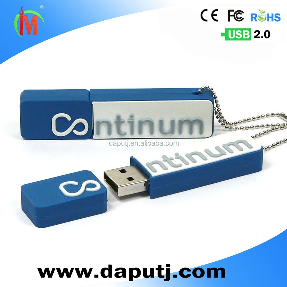 Rectangle Custom Logo Usb Flash Memory - Buy Usb Flash ...