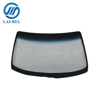 Safety laminated windshield glass for car front windshield glass
