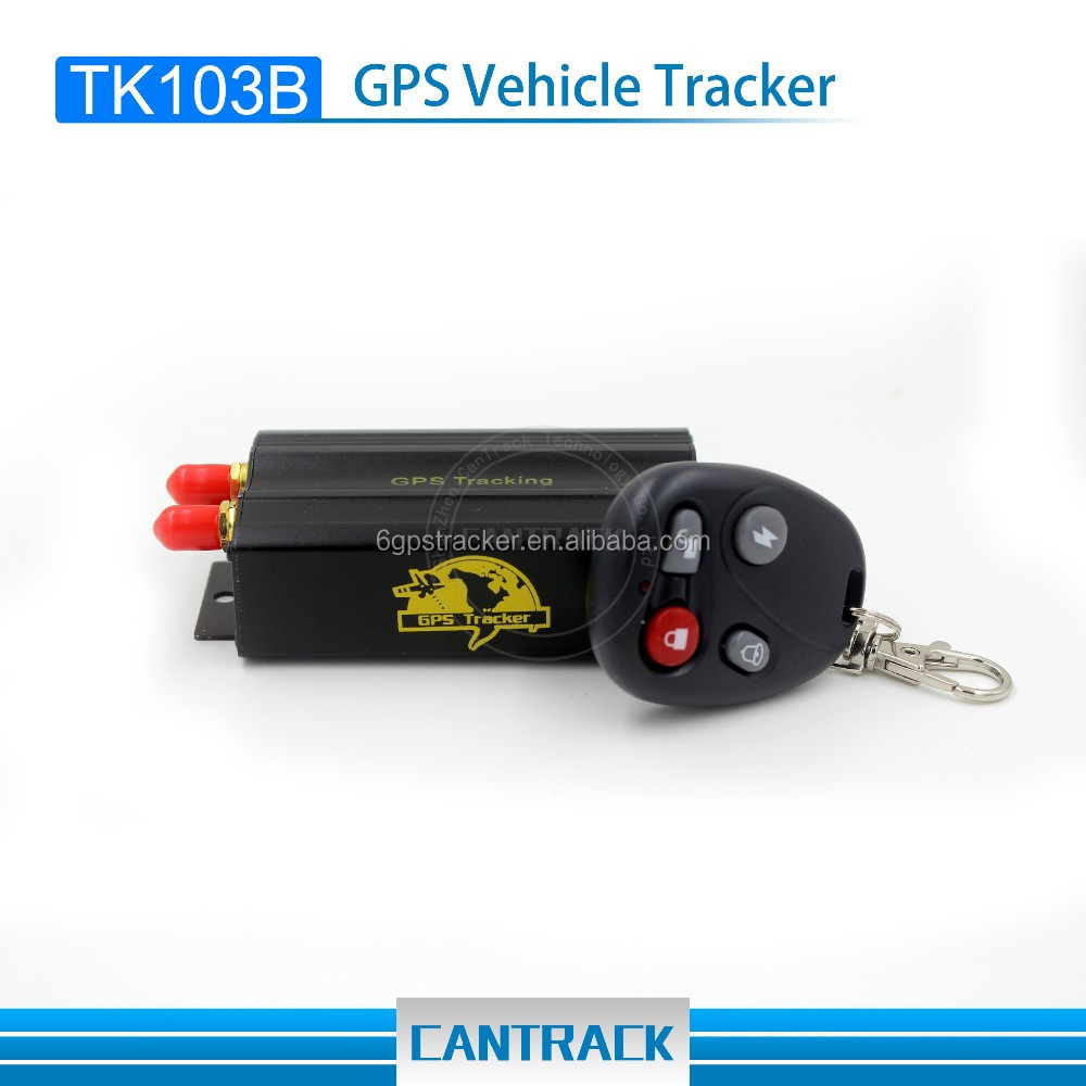Best professional gps tracker pcb board TK103B High Quality Radio Shack Gps Car Tracker
