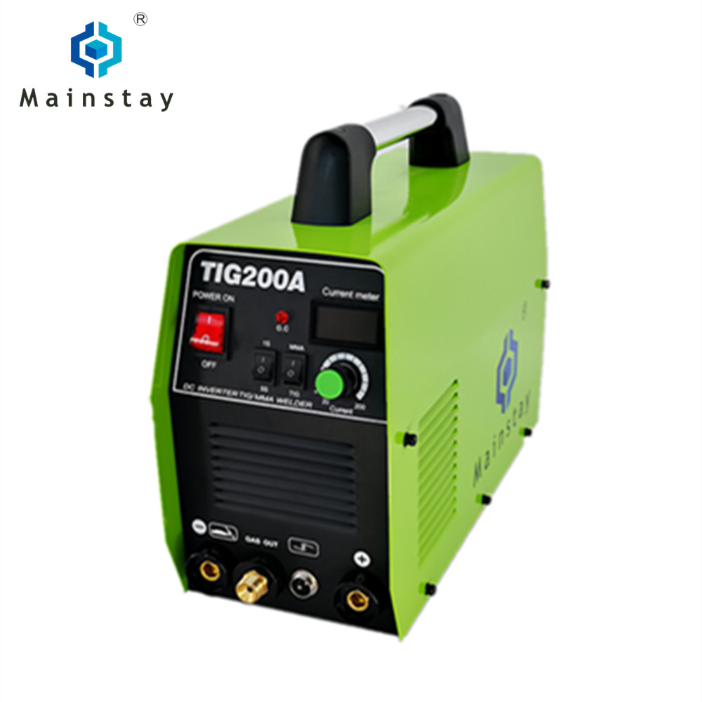 MAINSTAY brand ac/dc <strong>welding</strong> Tig200A made chinese <strong>welding</strong> inverter pcb <strong>welding</strong> machine