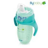 Flybaby patent Plastic training cup baby drinking cup