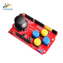 Joystick Shield v1.2 Module Robotics Control for Arduino