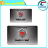 Rfid Blocking Shield Guard Cards for Full Wallet Security, 2 Pack of Rfid Blocking Credit Card Size Cards.1 Passport Sized Shiel