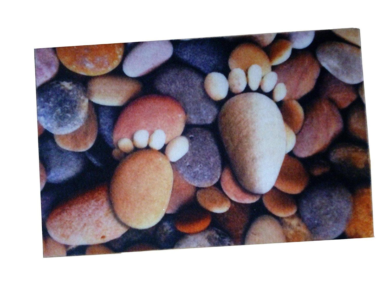 Bedroom mats Kitchen mat Living room floor mats Door mat Print3DPebblematsbathroommatsbathroomkitchendoormatdoormat,5080cm
