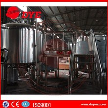 10BBL commercial craft beer brewing equipment for wine business
