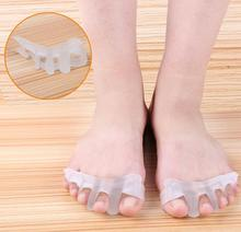2017 new arrival Five toe separator bunion relief hallux valgus orthosis thigh bone toe overlap correction