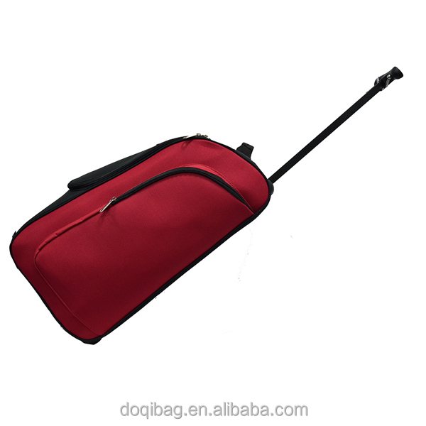 New Design Foldable Travel Trolley Luggage bags
