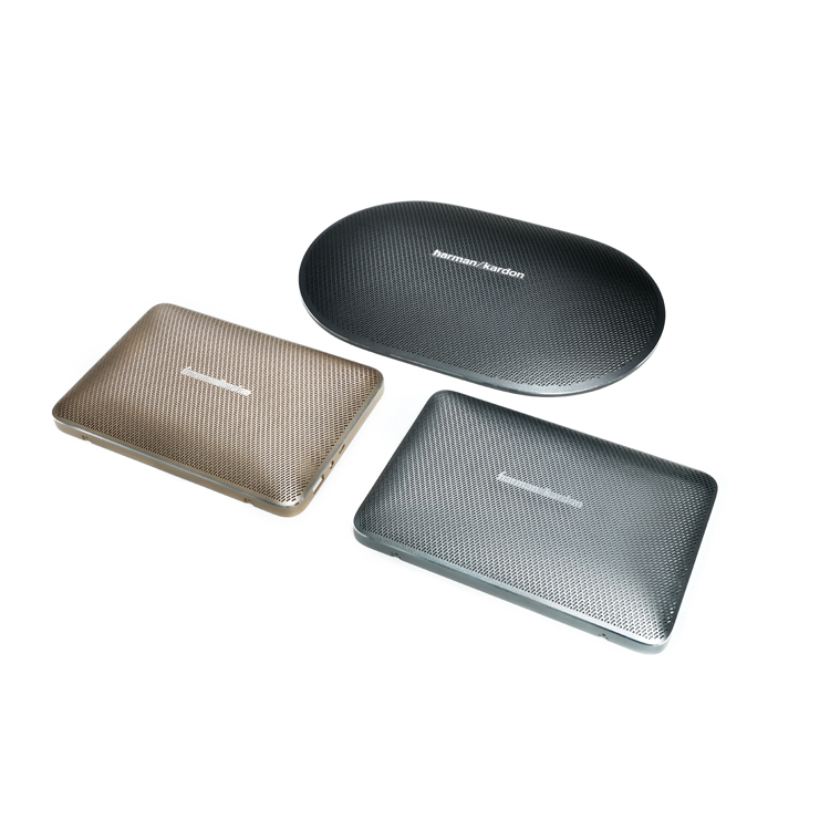 Aluminum Net Plastic Housing For Electronics Products