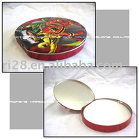 Tin CD box 10pcs packing