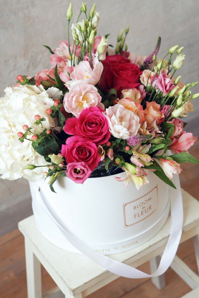 Wholesale Delivery Bouquet Gift Cardboard For Flower Packaging Box ...