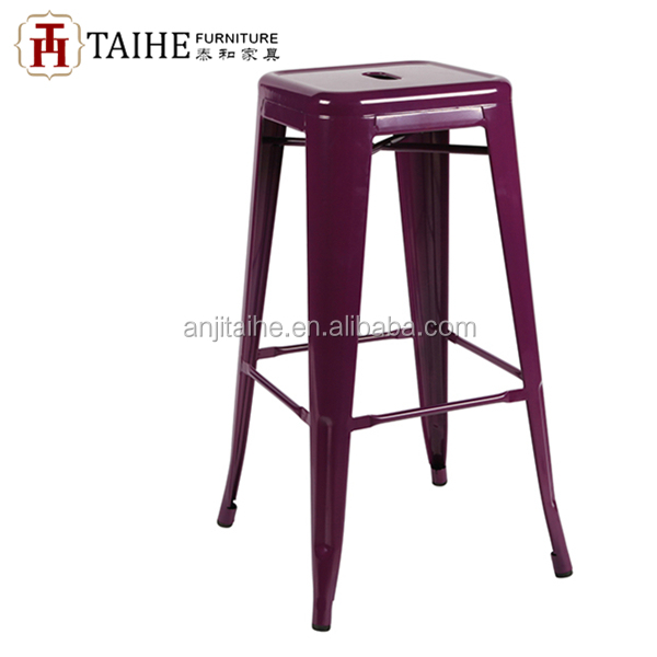 2017 vintage bar stool using in bar furniture dining room chair