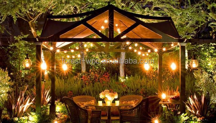 Decoratie houten balk plastic hout wpc plafond balken balken bogen pergola 39 s pergola 39 s en - Balk decoratie ...