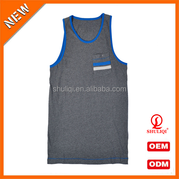 Hot selling high quality men hooded vest