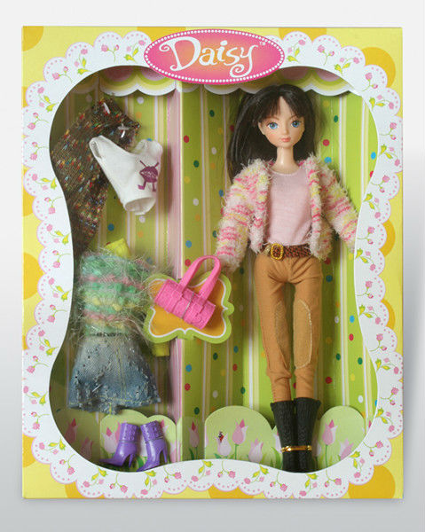 8 inch fashion vinly doll