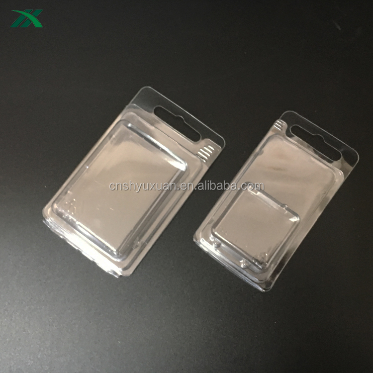 existed mould clear medication blister packs