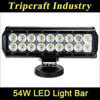 China direct factory price18w/36w/54w/72w/90w/108w/126w/234w 12v spot flood cheap led emergency light bars for offroad
