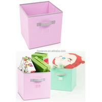 2014 latest folding kid storage bin