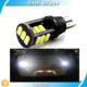 T15 W16W 194 168 Super Bright 15 SMD 5630 5730 LED car Backup Reserve Lights CANBUS NO ERROR motor Bulbs HIGH bright WHITE
