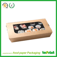 Disposable sushi box/customized sushi box,sushi packing box