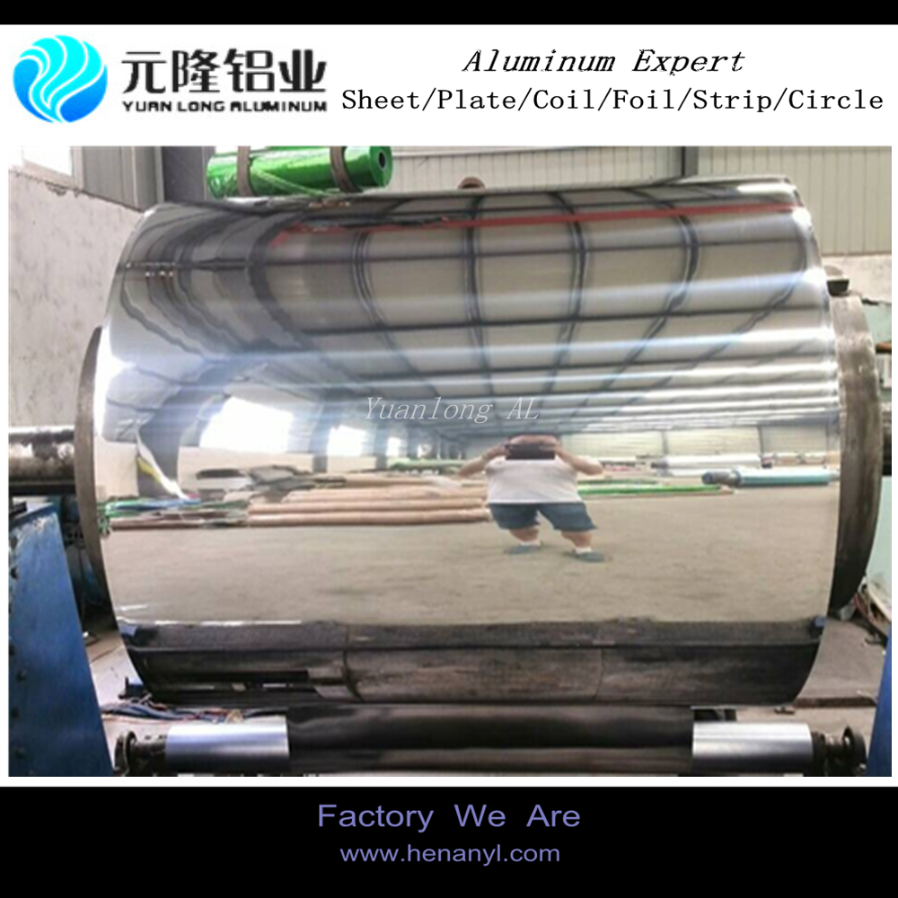 soft temper aluminium foil 0.5mm thickness