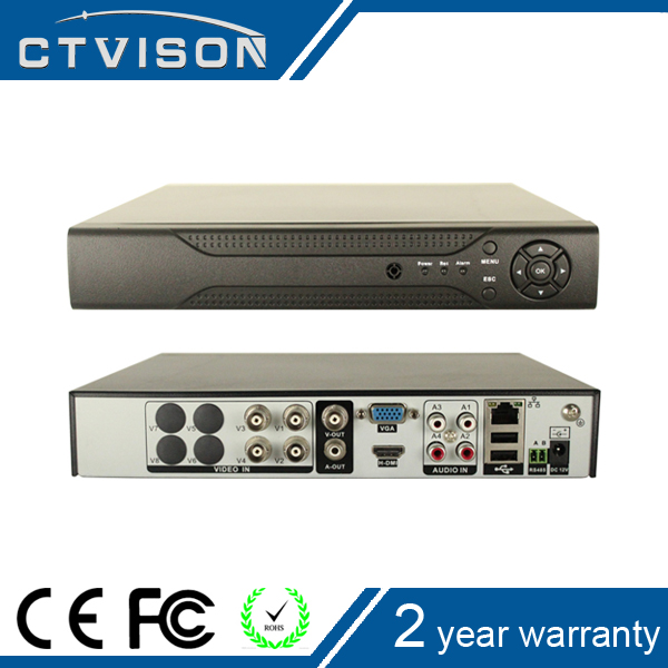 Fast Delivery 4 channel ahd dvr for your life HD 1080N HDMI Video Recorder